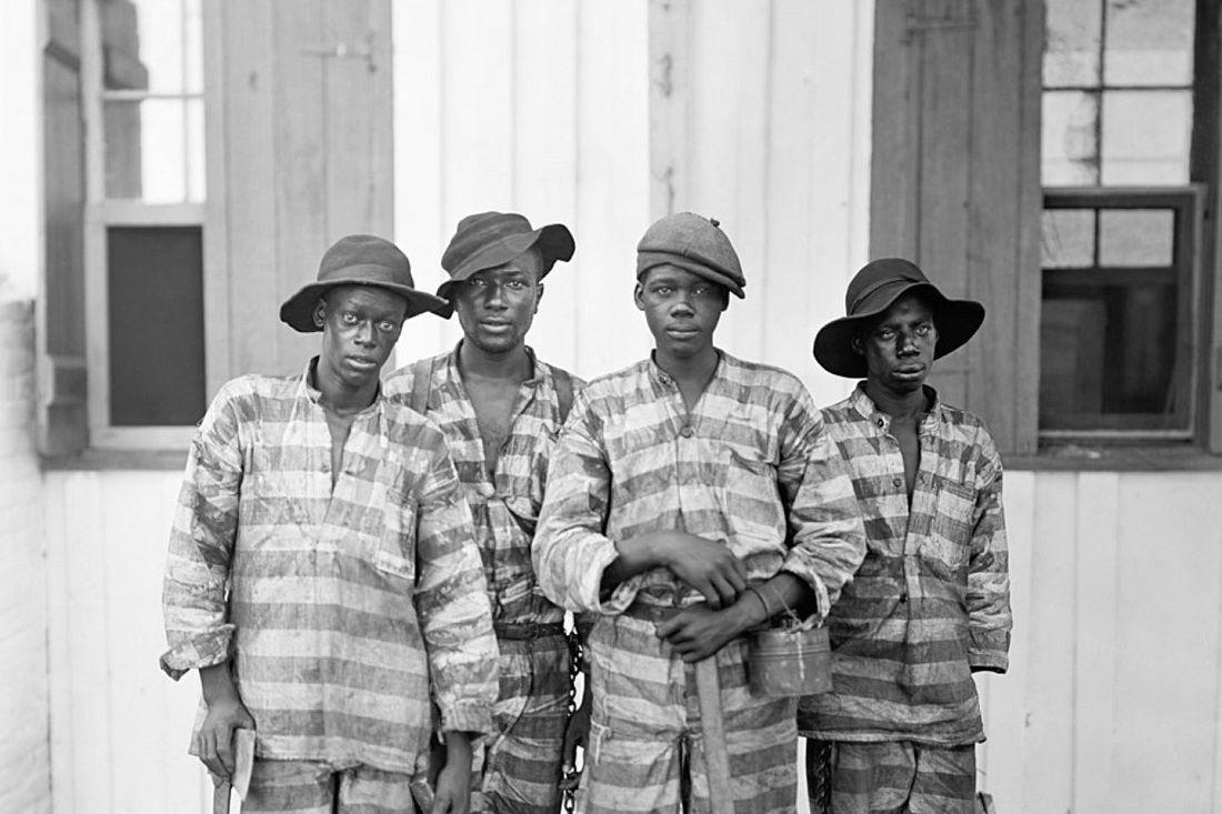 From Slavery to Incarceration
