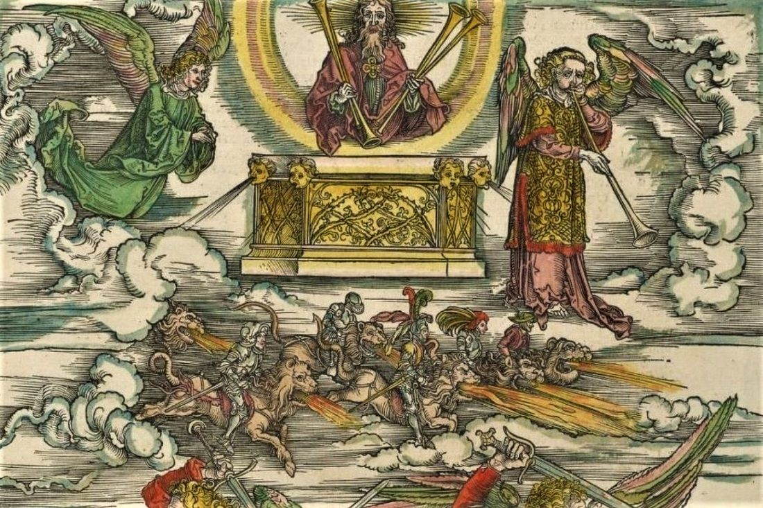 Liturgy and Slaughter in the Book of Revelation