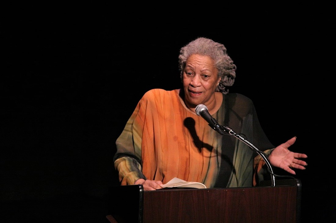 Toni Morrison's Theological Grotesque