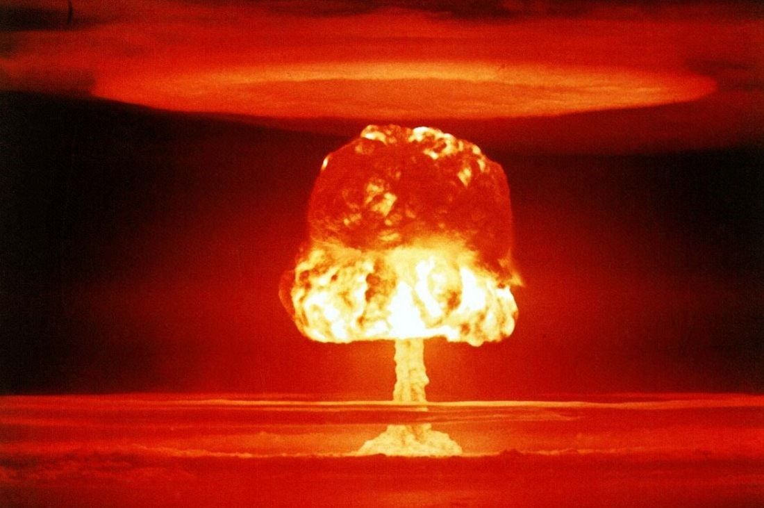 Nuclear Peace as the Mock Version of the Gospel