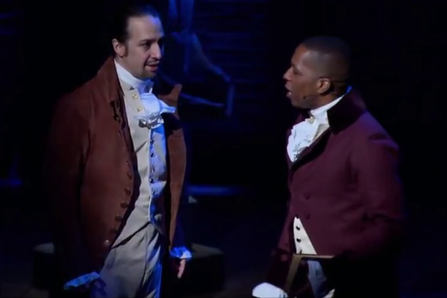 Hamilton And Burr Crop