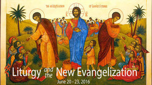 Liturgyandnewevangelization