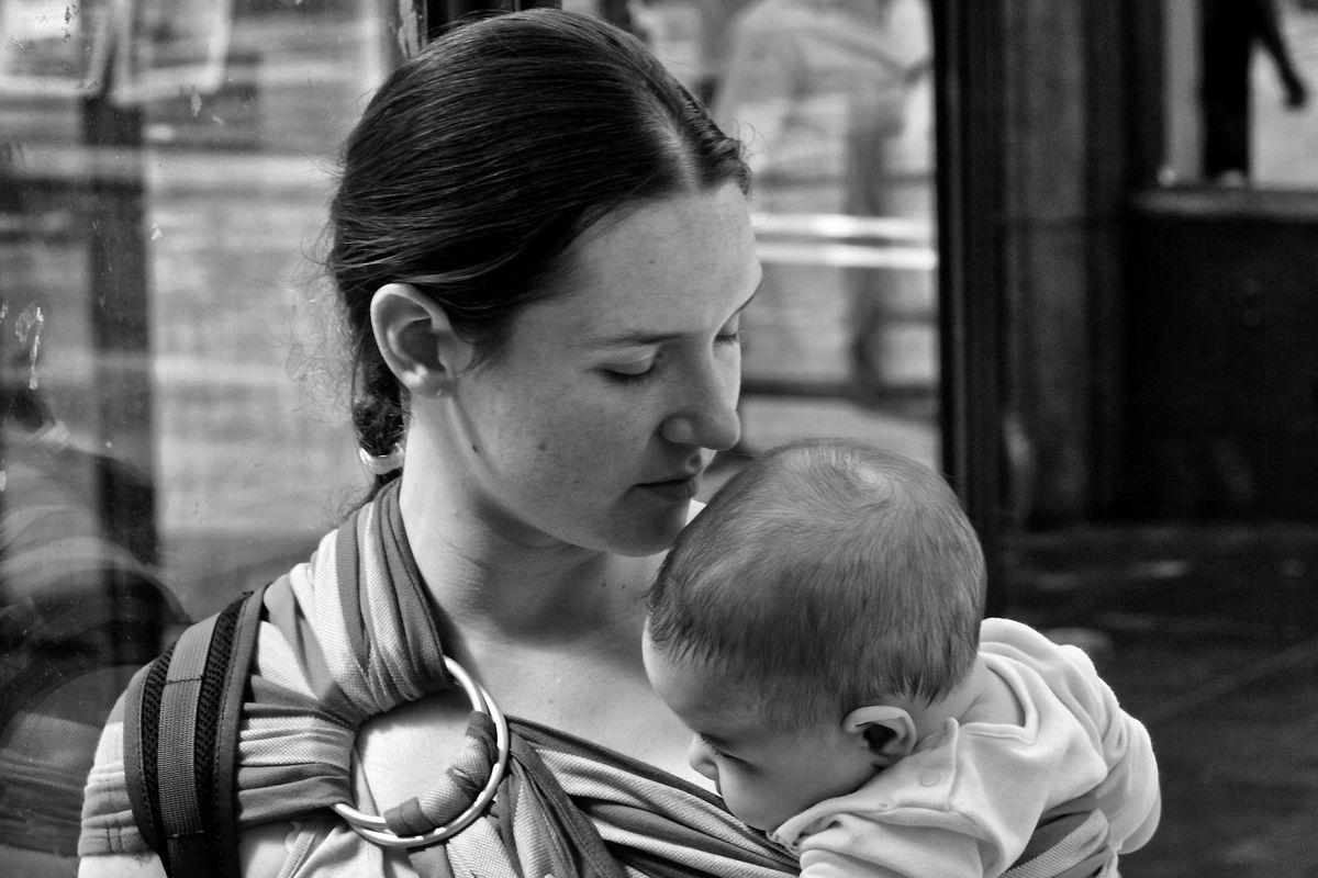 Motherhood as a Path to Sainthood | Church Life Journal | University