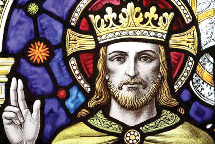 To Think with Christ the King | Church Life Journal | University of Notre  Dame