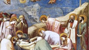 Giotto Scrovegni 36 Lamentation The Mourning Of Christ Adj
