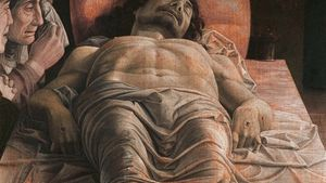 1195px Andrea Mantegna The Lamentation Over The Dead Christ Wga13981