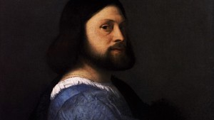 Titian Man With The Blue Sleeve Wga22932 1