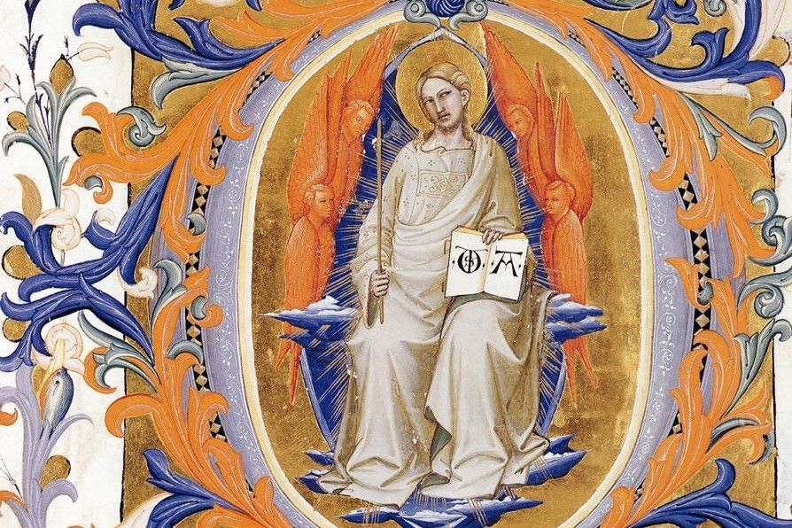 Lorenzo Monaco Antiphonary Cod