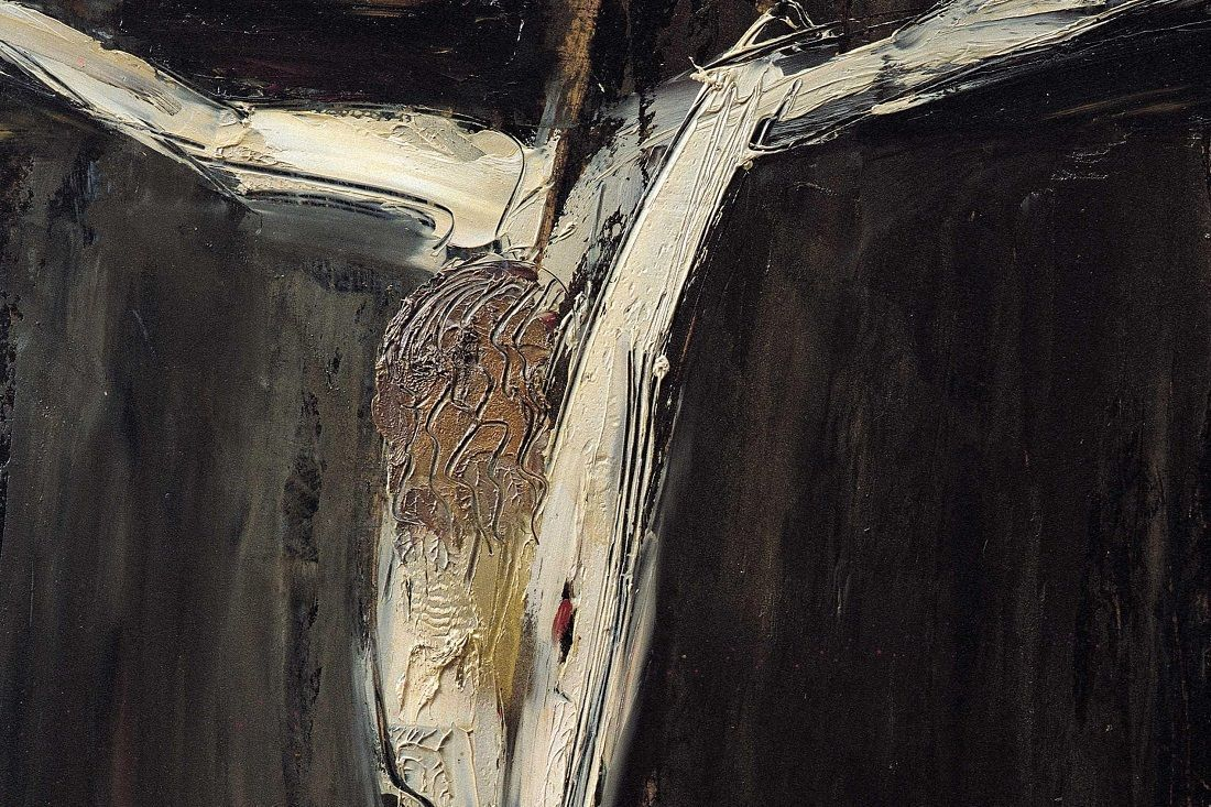 William Congdon Crucifix No