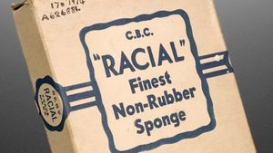 Racial Synthetic Sponge London England1940 1960 Wellcome L0065396 2