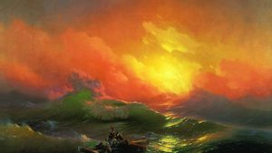 Aivazovsky Ivan The Ninth Wave E1544993585586