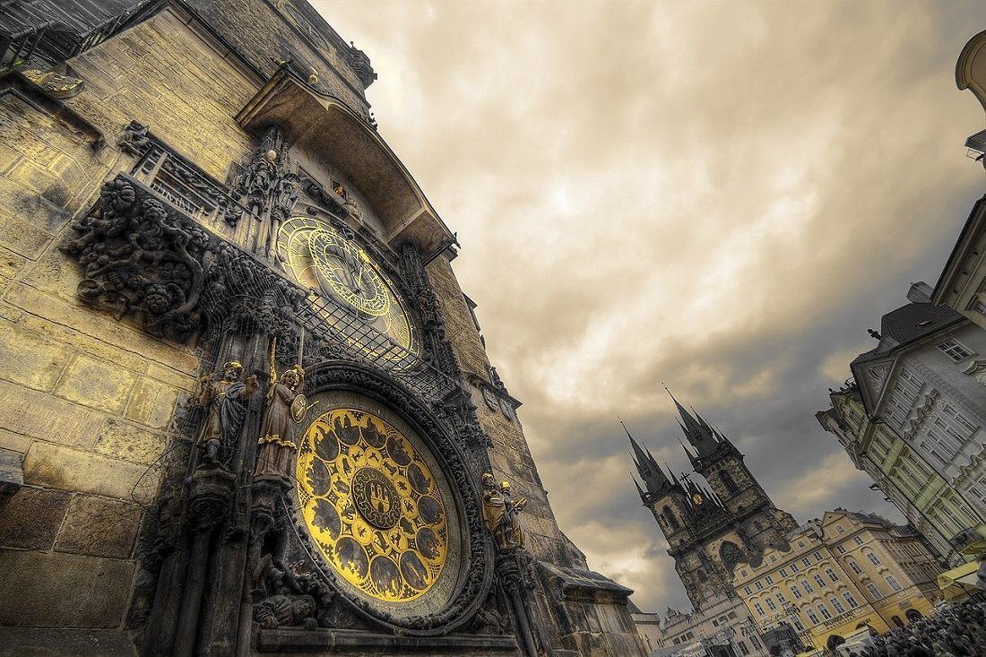 1280px Prague Astronomical Clock Tower