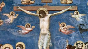 Giotto Crucifixion Crop