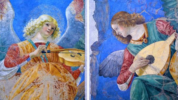 Melozzo Angels