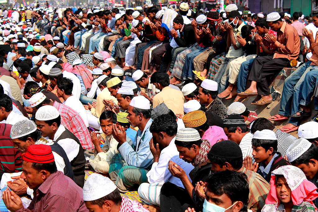 World Congregation Of Muslims 2013 Tongi Bangladesh