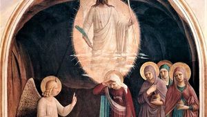Fra Angelico Resurrection