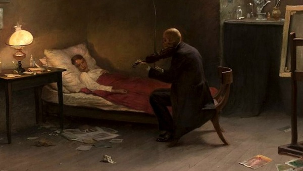 Death Of The Artist Andrychiewicz