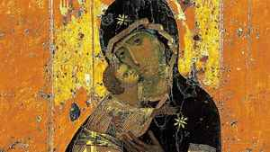Our Lady Of Vladimir 1
