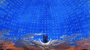 1100 Painting For Mozart Set Of Magic Flute