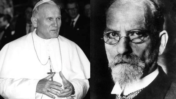 John Paul Ii And Husserl