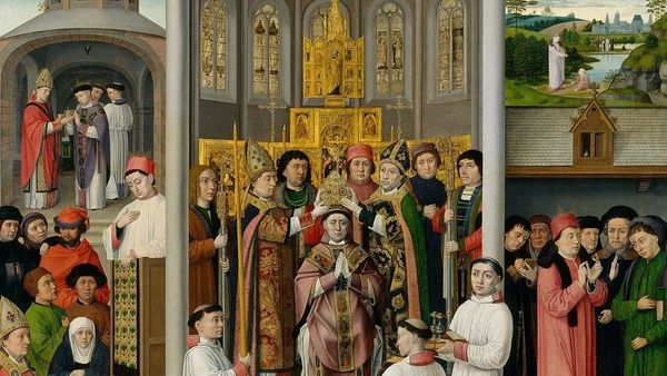 Saint Augustine's Secularization of Rome