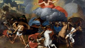 1200px Bertholet Flemalle Conversion Of Saint Paul On The Road To Damascus 17th C