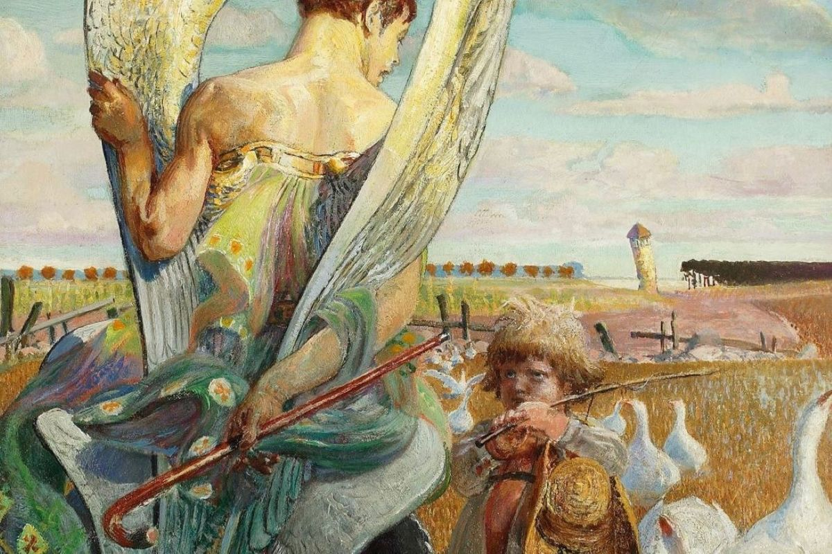 What Angels Can Teach Us About Being Human