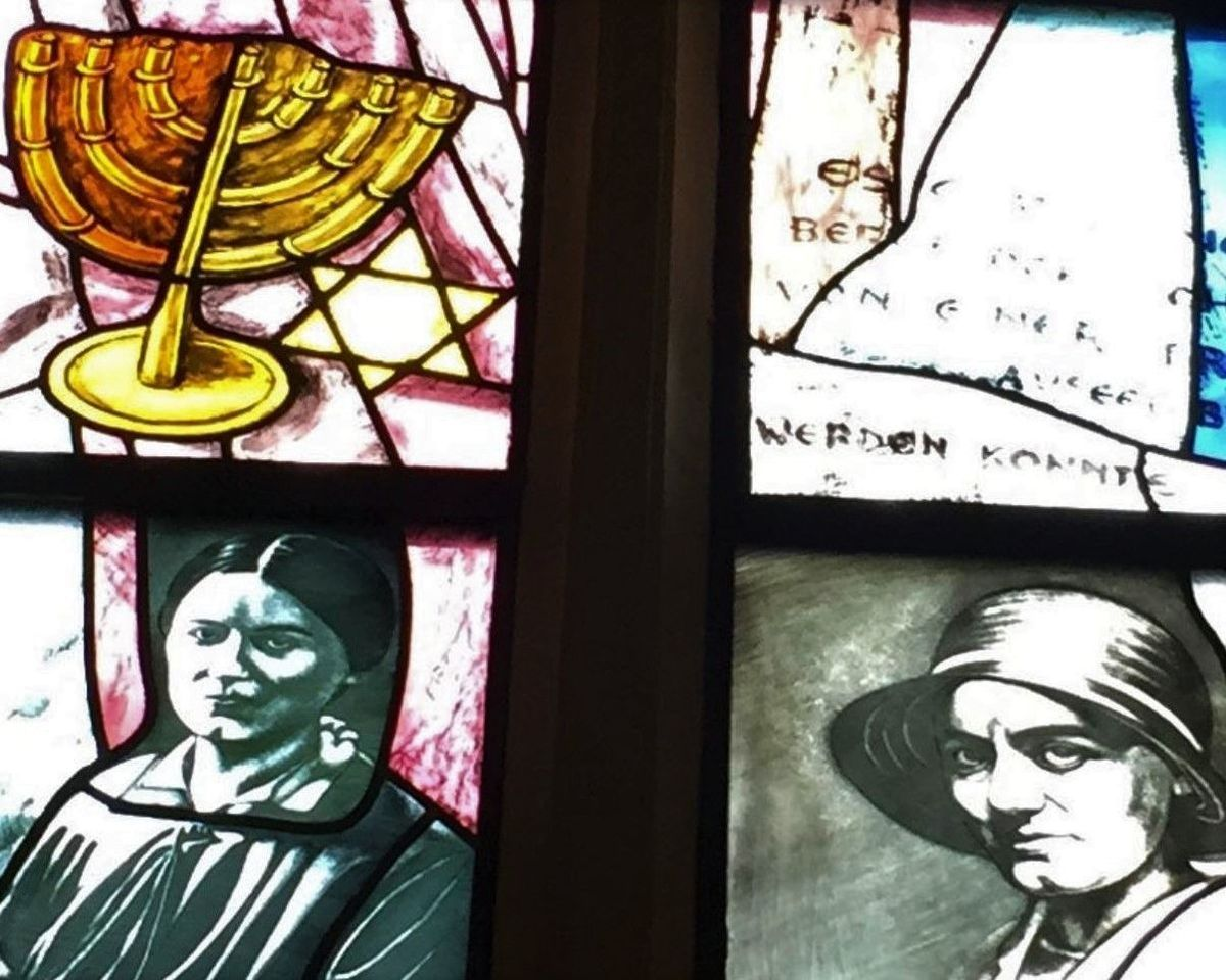 Edith Stein, Advent, and the Collision of the Two Covenants