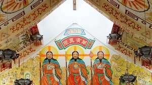 Yanshui Holy Spirit Church Taiwan