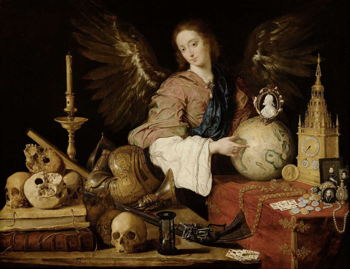 1500px Antonio De Pereda Allegory Of Vanity Google Art Project