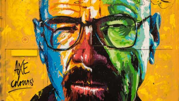 Walter White's Chaotic Beauty