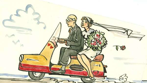 The Uneven Race Between Work and Marriage
